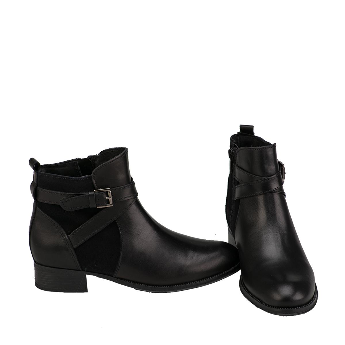 Botín Hebilla singular shoes