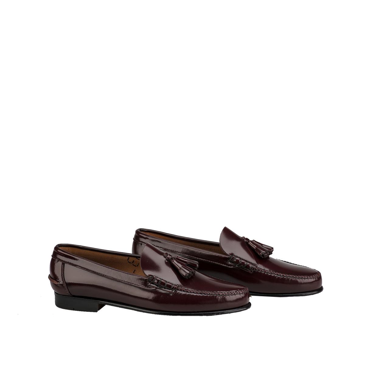 5044482cea8 Zapatos Castellanos Planos Borlas Pedro y Miguel - Calzados Díez